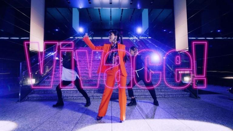 島谷ひとみ MV「Vivace!」衣装スタイリング