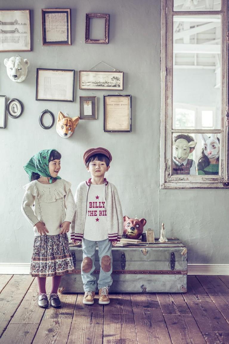 Luca kids 撮影