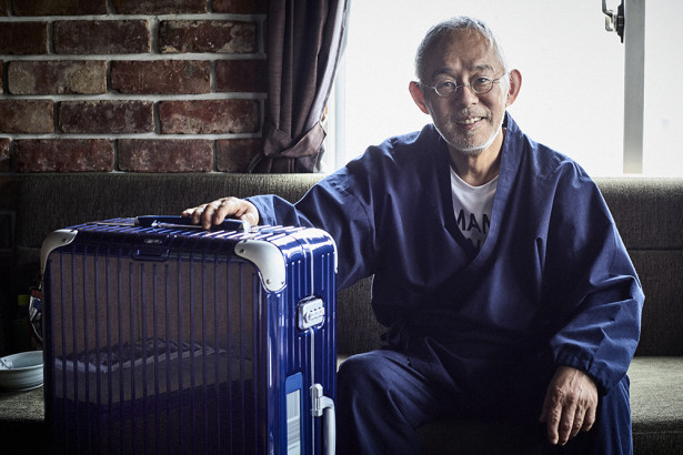 Forbes JAPAN 鈴木敏夫さん 撮影