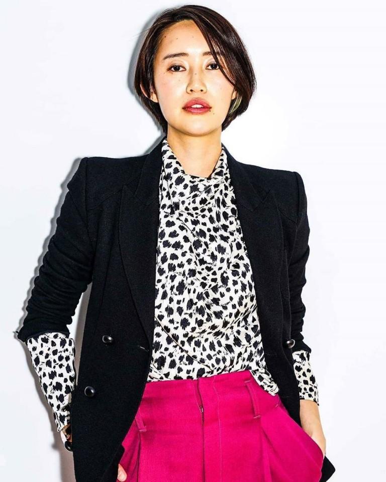 News Picks  [The UPDATE] アナウンサー/モデル 奥井奈々さん スタイリング