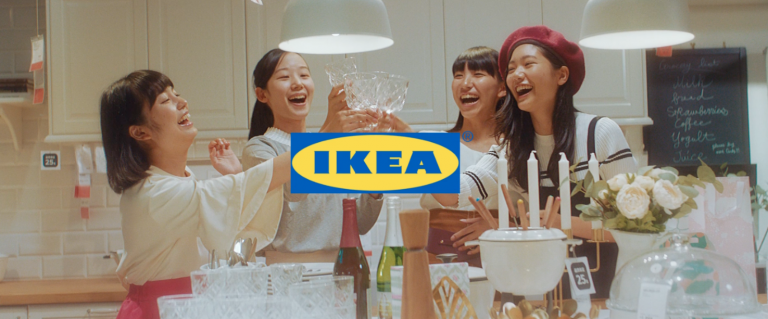 IKEA長久手店 TVCM 楽曲制作
