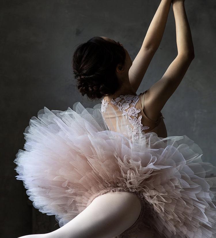 "Ballet costume "" Yuki Wardrobe "" 撮影"