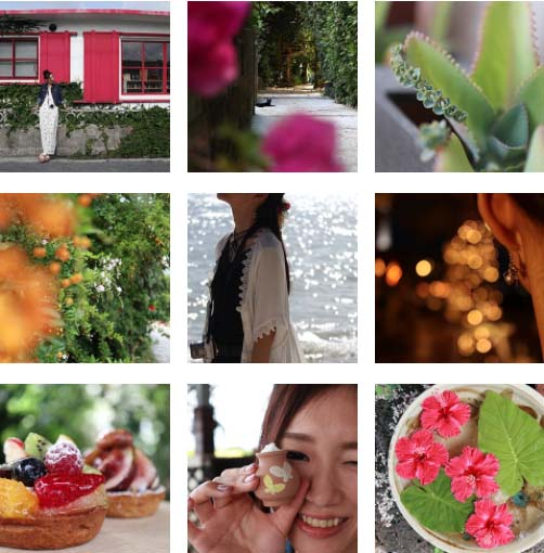 Canon EOS100 WEBSITE PHOTO TRIP 沖縄編