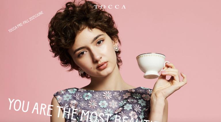 TOCCA PRE-FALL2021/JUNE   撮影
