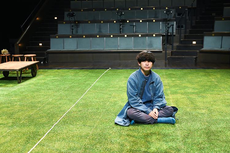 Milk JAPON  藤田貴大さん撮影・『めにみえない みみにしたい』イベント