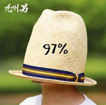 九州男 アルバム『97%』 撮影