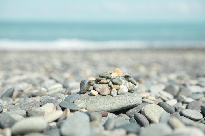 """ことりっぷ """"私だけの石を探しに、石のまち・糸魚川1泊2日の旅へ""""撮影"""