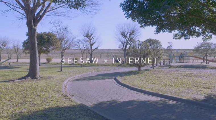 So-net ムービー楽曲制作「SEESAW×INTERNET」