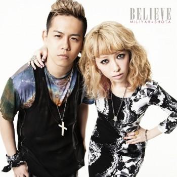清水翔太×加藤ミリヤ CDシングルジャケット+PV「BELIEVE」 清水翔太 ヘアメイク