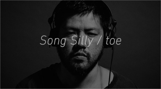 "toe PV ""Song Silly"" 撮影"