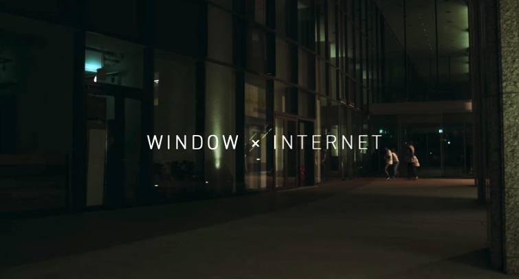So-net  ムービー楽曲制作 「WINDOW×INTERNET」