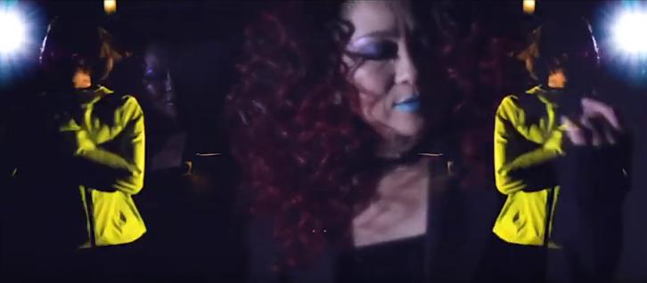 ZOOCO feat.WODDYFUNK MV「21st Century Kiss」ヘアメイク